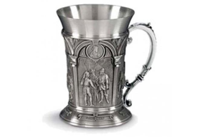 Albrecht Dürer - Wijnbeker met Handvat