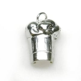 zilveren Koksmuts