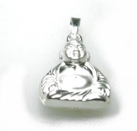 zilveren Boeddha Chinees klein