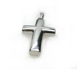 zilveren as hangertje urn