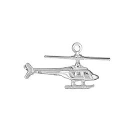 zilveren Helikopter