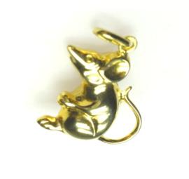 Gouden muisje