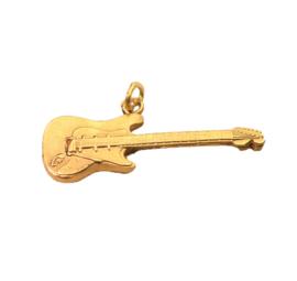 14karaat gouden gitaar elektrisch Stratocaster