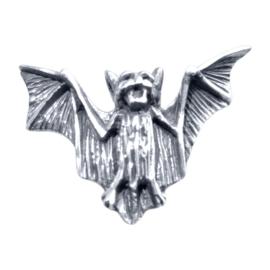 Zilveren Vleermuis hanger