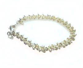 Armband zilver Elia