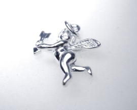 zilveren cupido