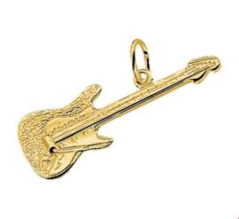 Gouden gitaar stratocaster