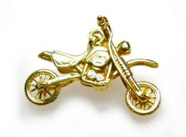 Gouden Offroad motor hanger