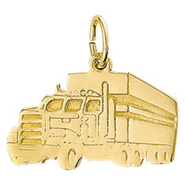 Gouden Scania Truck