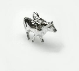 zilveren Koe (klein)