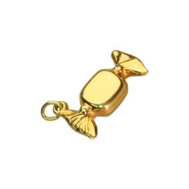 Gouden toffeebedel