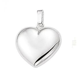 Zilveren hartje