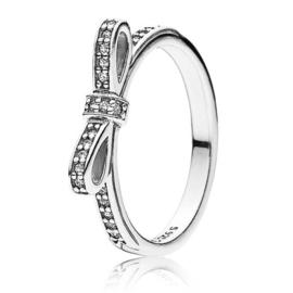 Pandora Pandora Delicate Bow Ring 190906CZ