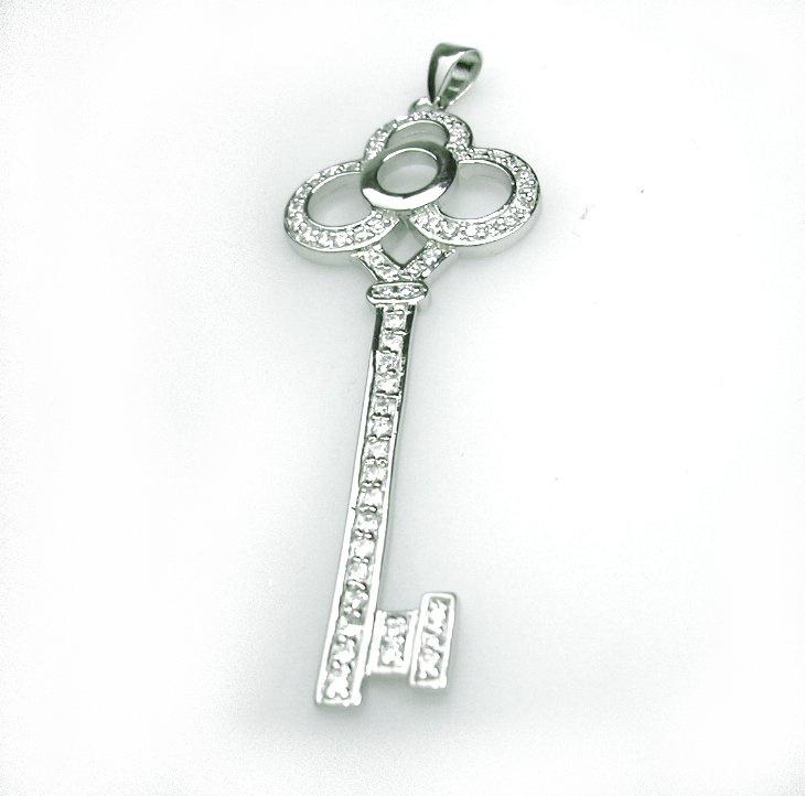 zilveren sleutel