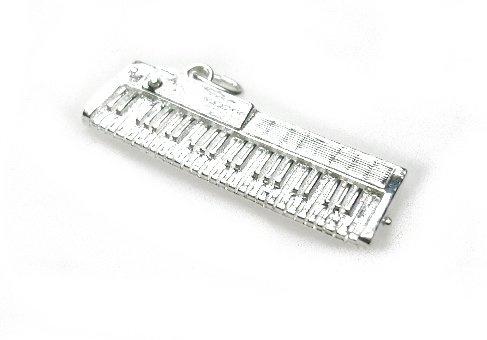 zilveren keyboard
