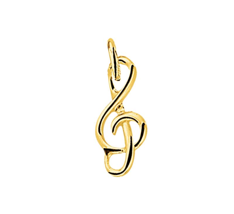 gouden sol sleutel g