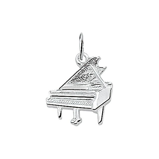 zilveren Vleugel piano