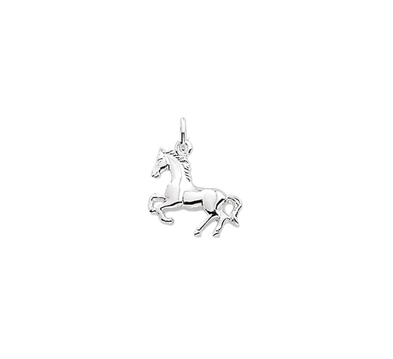 zilveren Paardje