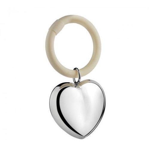 Rammelaar hart aan ring