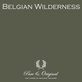 Belgian Wilderness - Pure & Original  Traditional Paint