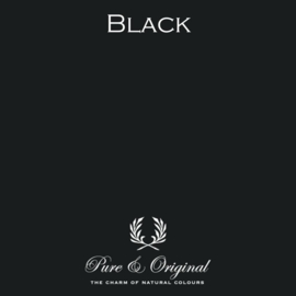 Black  - Pure & Original Carazzo