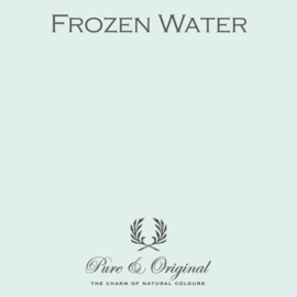 Frozen Water - Pure & Original  Kalkverf Fresco