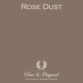 Rose Dust - Pure & Original  Kalkverf Fresco