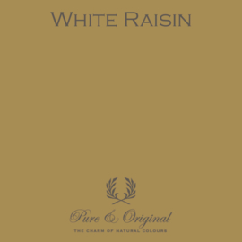 White Raisin - Pure & Original Carazzo