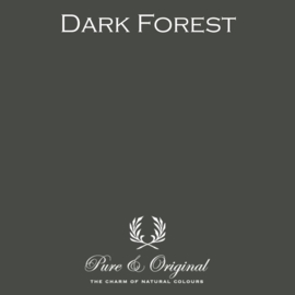 Dark Forest - Pure & Original  Kalkverf Fresco
