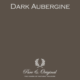 Dark Aubergine - Pure & Original  Traditional Paint