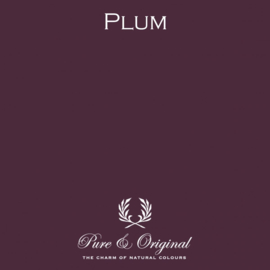 Plum - Pure & Original  Kalkverf Fresco