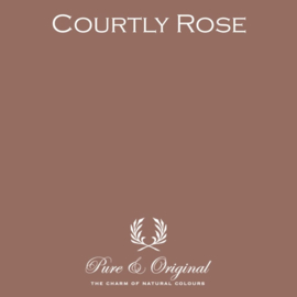 Courtly Rose - Pure & Original  Kalkverf Fresco