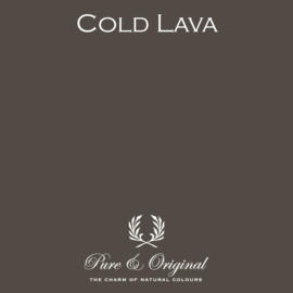 Cold Lava - Pure & Original  Kalkverf Fresco