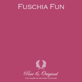 Fuschia Fun - Pure & Original  Kalkverf Fresco