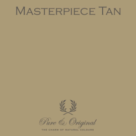 Masterpiece Tan - Pure & Original  Kalkverf Fresco