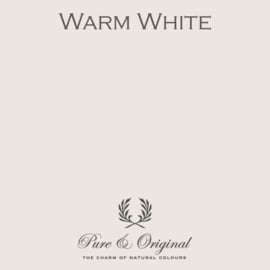 Warm White - Pure & Original Carazzo