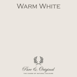 Warm White - Pure & Original Marrakech Walls