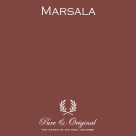 Marsala - Pure & Original  Traditional Paint