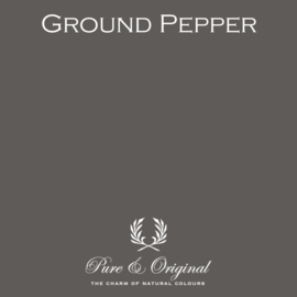 Ground Pepper - Pure & Original Marrakech Walls