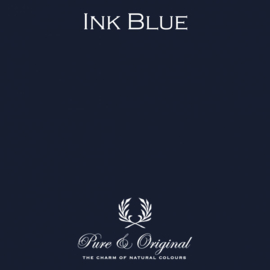 Ink Blue - Pure & Original Marrakech Walls