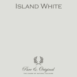 Island White - Pure & Original Marrakech Walls