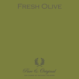 Fresh Olive - Pure & Original  Kalkverf Fresco