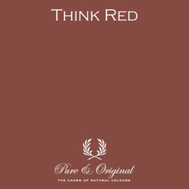 Think Red - Pure & Original Carazzo