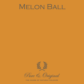 Melon Ball - Pure & Original  Kalkverf Fresco