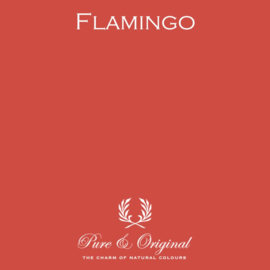Flamingo - Pure & Original  Kalkverf Fresco