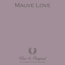 Mauve Love - Pure & Original  Kalkverf Fresco