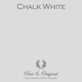 Chalk White - Pure & Original  Kalkverf Fresco