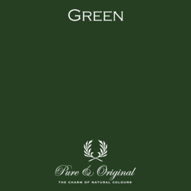 Green - Pure & Original  Traditional Paint
