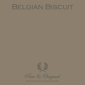 Belgian Biscuit - Pure & Original  Traditional Paint