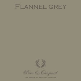 Flannel Grey - Pure & Original  Kalkverf Fresco